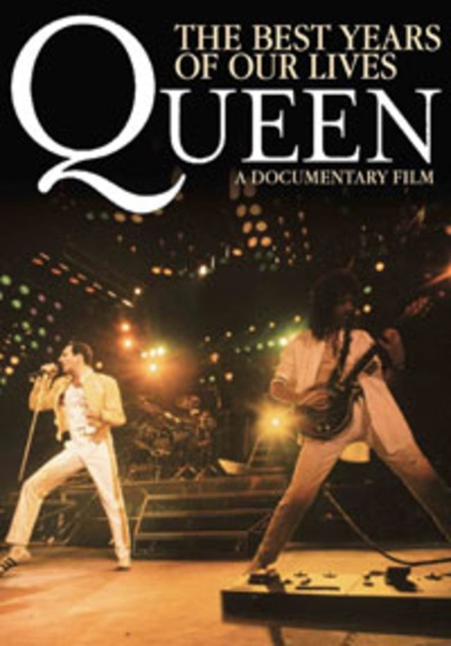 Queen: The Best Years of Our Lives - 1