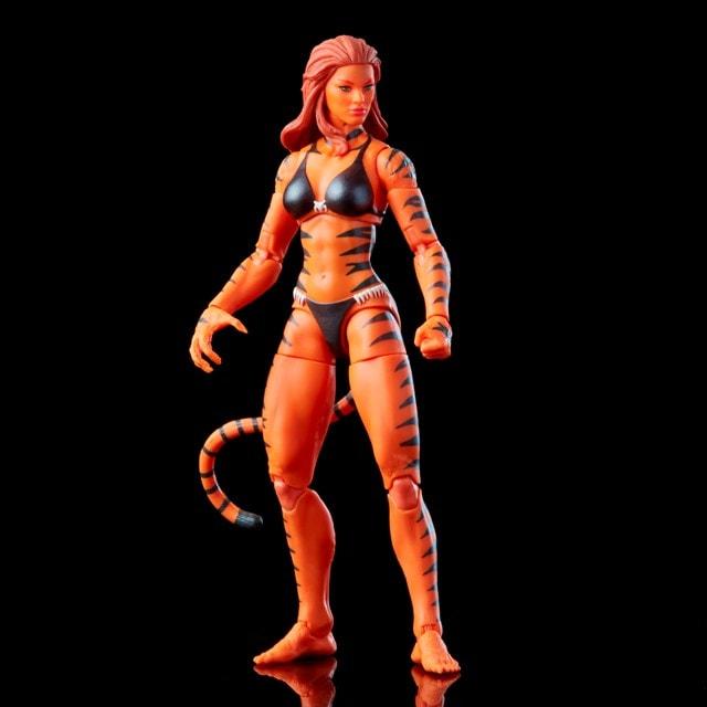 Marvel's Tigra: Hasbro Marvel Legends Series Action Figure - 1