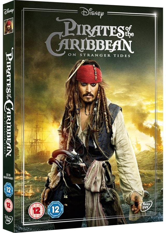 Pirates of the Caribbean: On Stranger Tides - 2