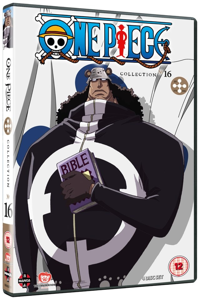 One Piece: Collection 16 (Uncut) - 2
