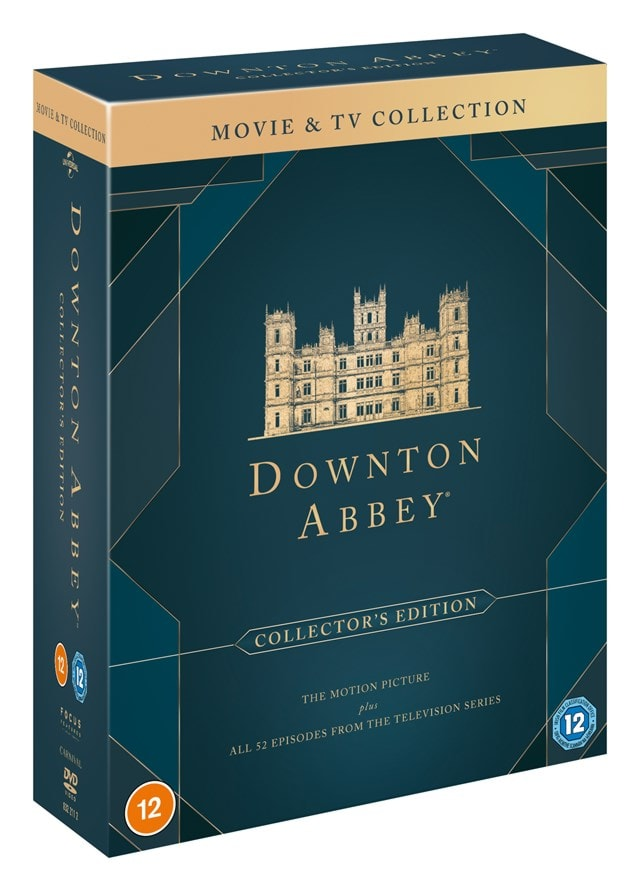 Downton Abbey Movie & TV Collection - 2