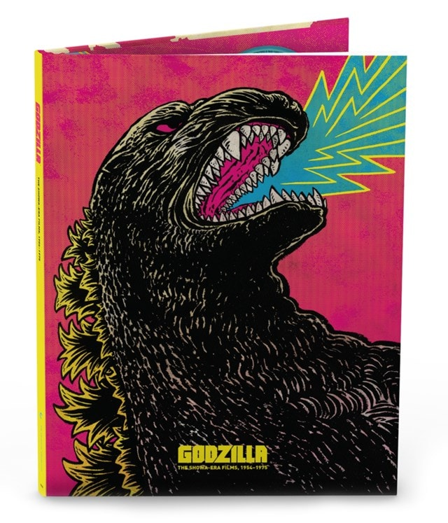 Godzilla: The Showa Era Films 1954 - 1975 Limited Edition - The Criterion Collection - 2