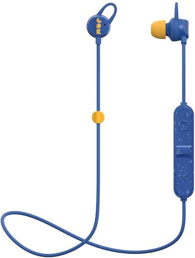 Jam Live Loose Blue Bluetooth Earphones - 1