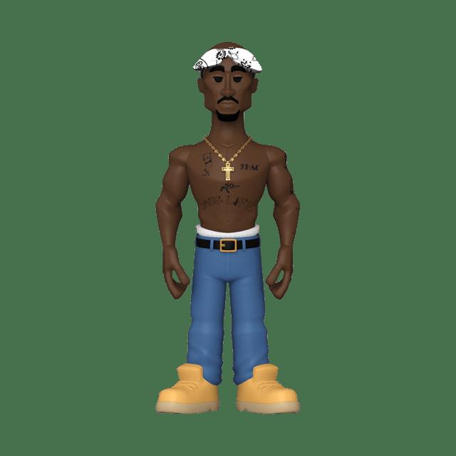 Tupac: Funko Vinyl Gold 5'' - 1