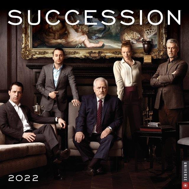 Succession Square 2022 Calendar - 1