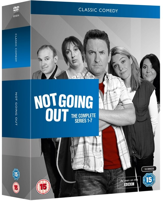 Not Going Out: The Complete Series 1-7 (hmv Exclusive) - 2