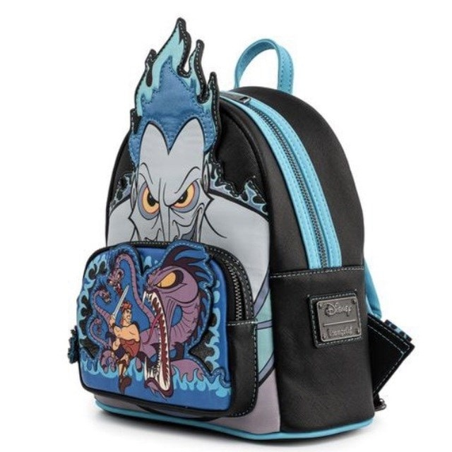 Disney: Hercules Villains Scene Hades Mini Loungefly Backpack - 2