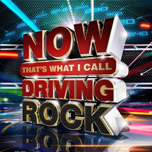 Now That's What I Call Driving Rock - 1