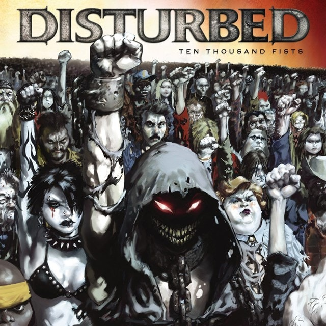 Ten Thousand Fists [special Edition Cd + Dvd] - 1