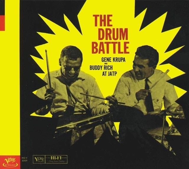 The Drum Battle at JATP - 1