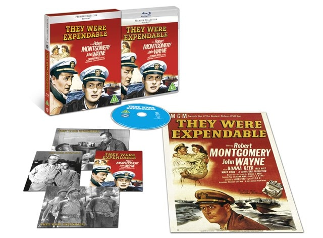 They Were Expendable (hmv Exclusive) - The Premium Collection - 1