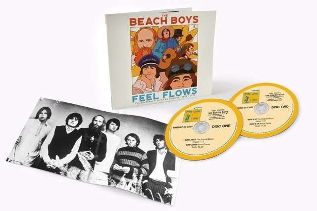 Feel Flows: The Sunflower & Surf's Up Sessions 1969-1971 - 1