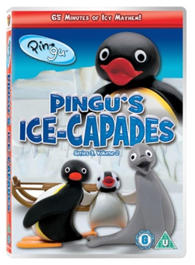 Pingu: Series 3 - Volume 2 - Pingu's Ice Capades - 1