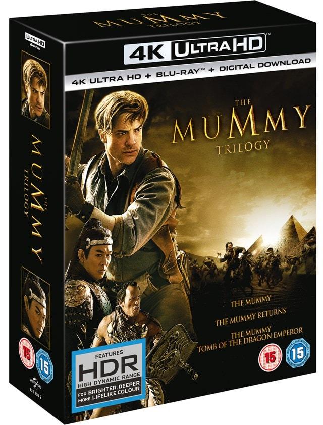 The Mummy: Trilogy - 2
