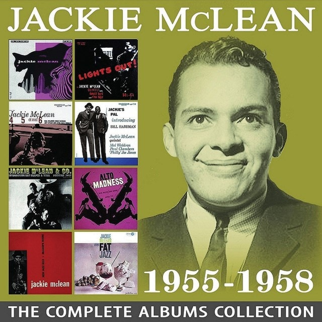 The Complete Albums Collection 1955-1958 - 1