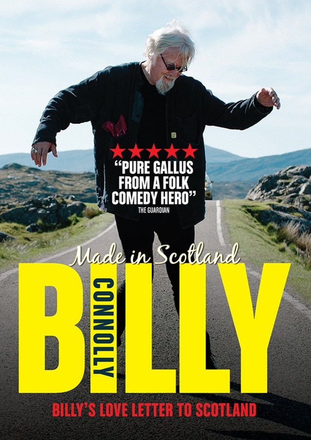 Billy Connolly: Made in Scotland - 1