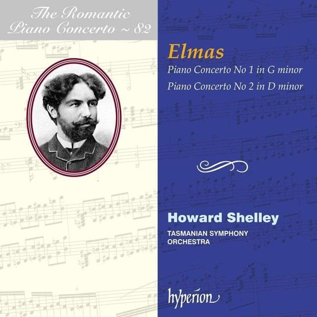 Elmas: Piano Concerto No. 1 in G Minor/... - 1