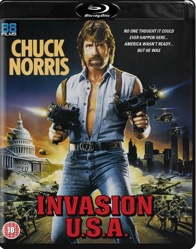 Invasion USA - 1