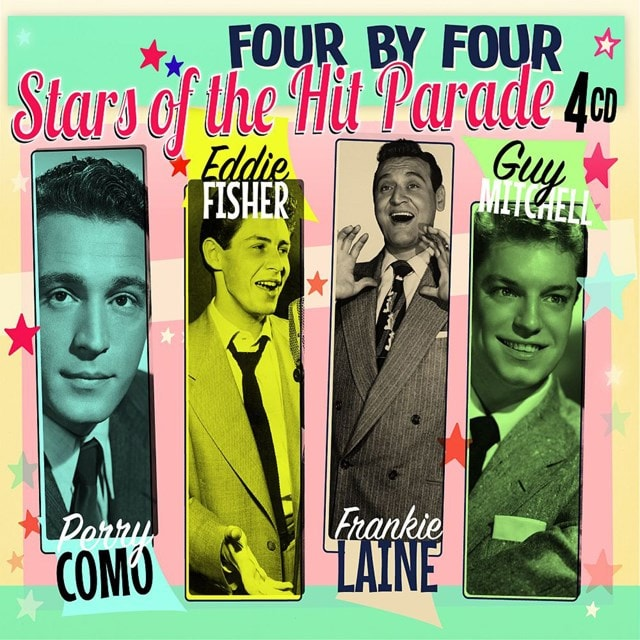 Stars of the Hit Parade - 1
