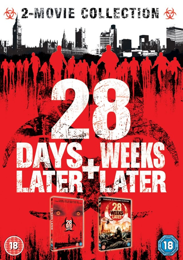 28 Days Later/28 Weeks Later - 1