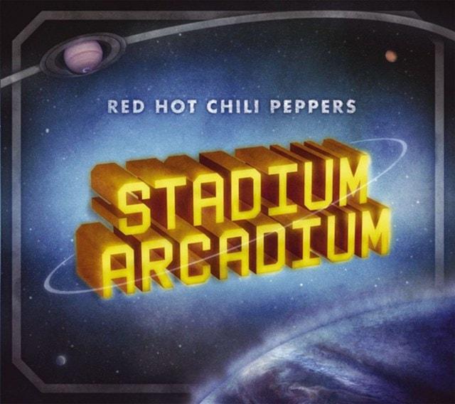 Stadium Arcadium - 1