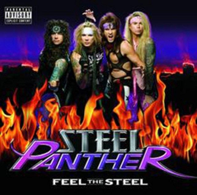 Feel the Steel - 1