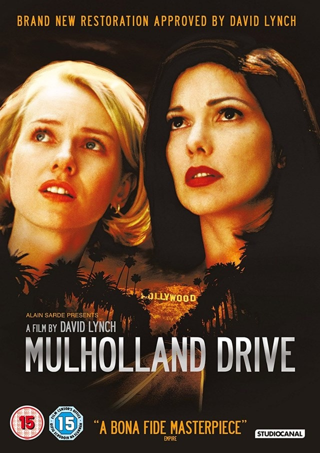 Mulholland Drive - 1