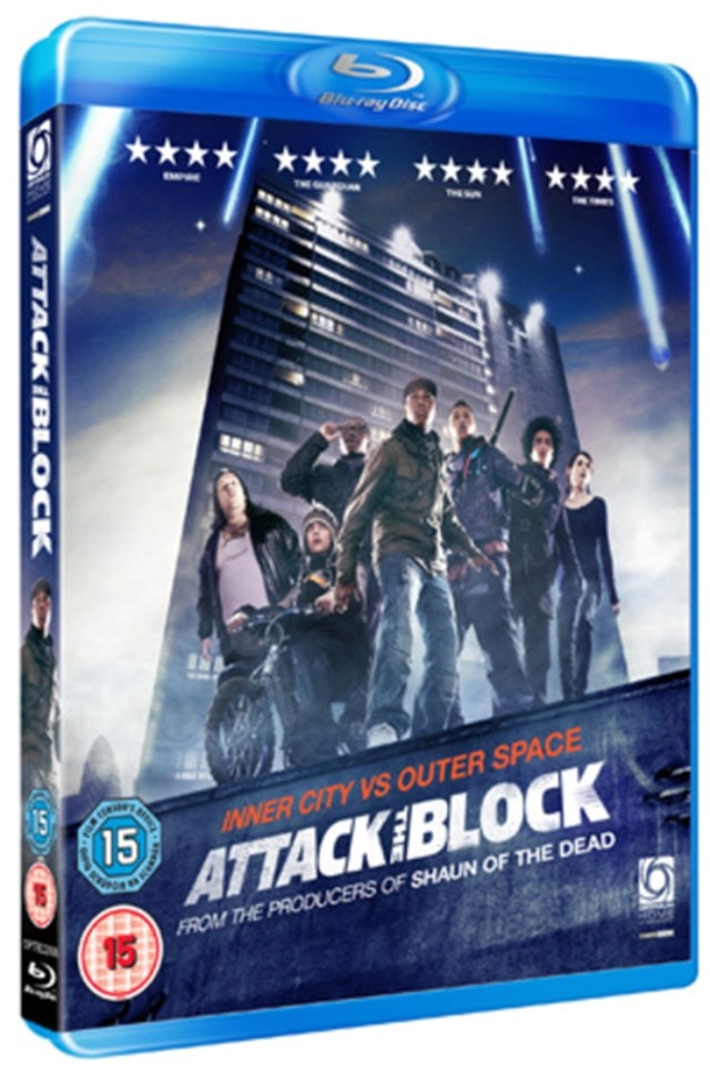 Attack the Block - 1