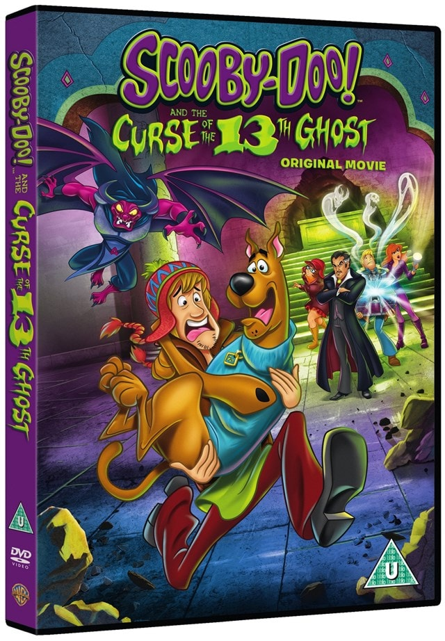 Scooby-Doo! And the Curse of the 13th Ghost - 2