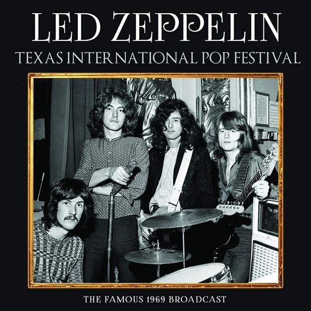 Texas International Pop Festival: The Famous 1969 Broadcast - 1