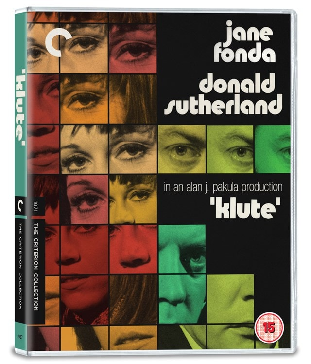 Klute - The Criterion Collection - 2