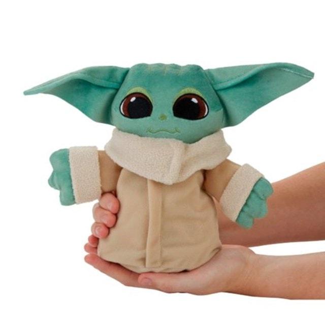 Star Wars: The Child (Grogu Baby Yoda) Hideaway Hover-Pram Plush - 2