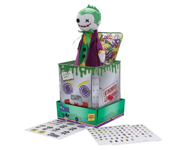 The Joker: Jack-In-The-Box Collectible - 1