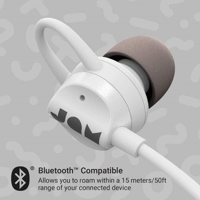 Jam Live Loose Grey Bluetooth Earphones - 3