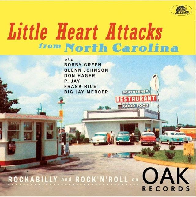 Little Heart Attacks from North Carolina - 1