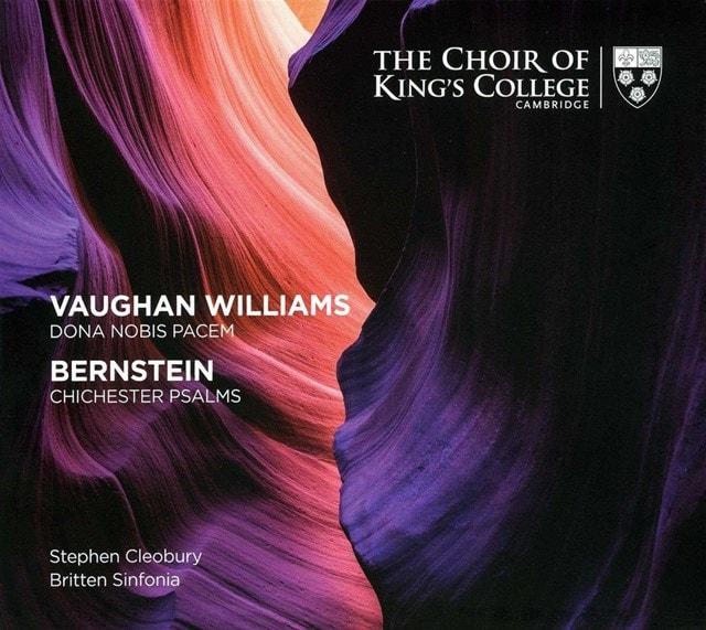 Vaughan Williams: Dona Nobis Pacem/Bernstein: Chichester Psalms - 1