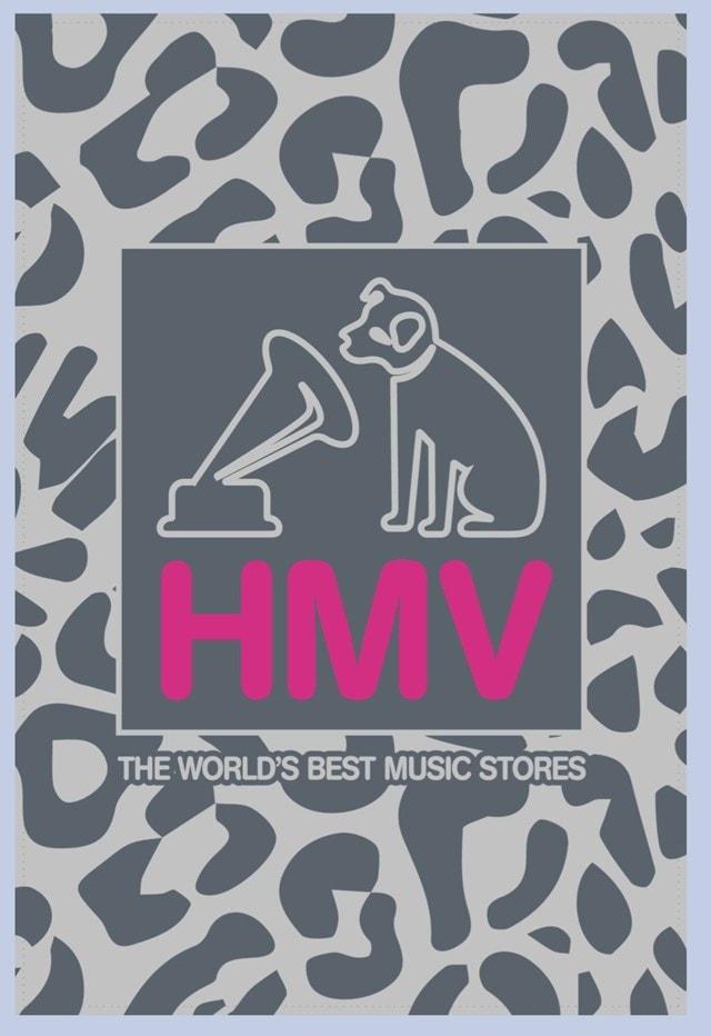 hmv 100th Anniversary Gramophone Tea Towel - 1