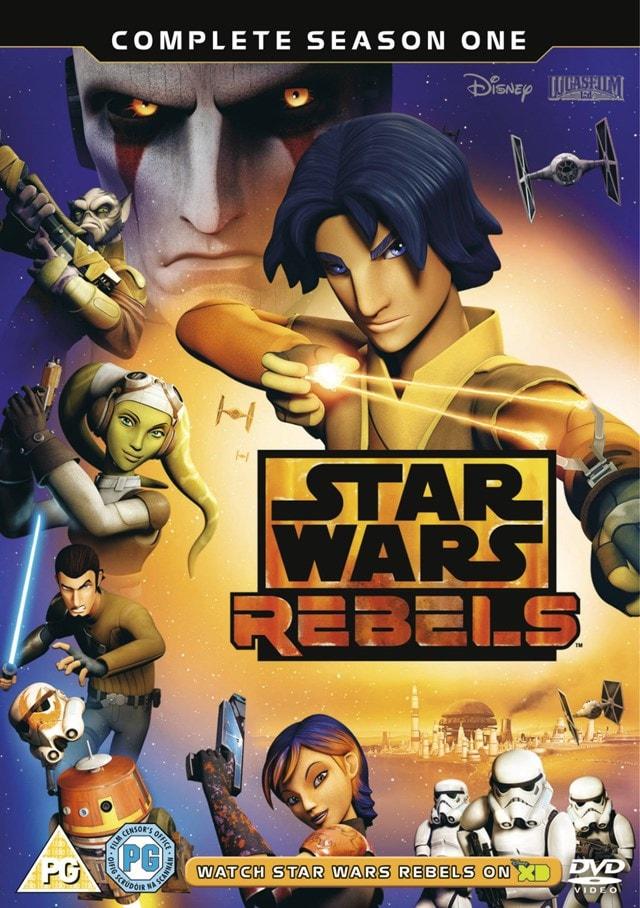 Star Wars Rebels: Complete Season 1 - 1