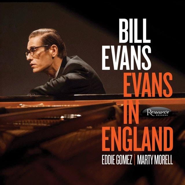 Evans in England - 1