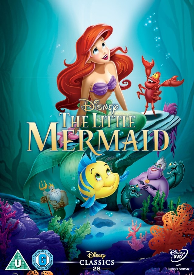The Little Mermaid (Disney) - 3