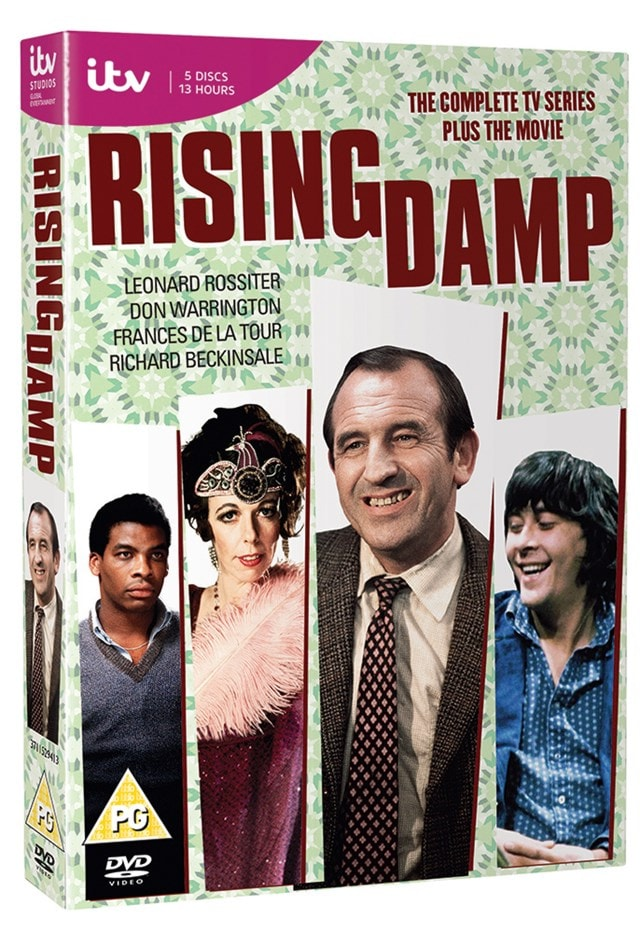 Rising Damp: The Complete Collection - 2
