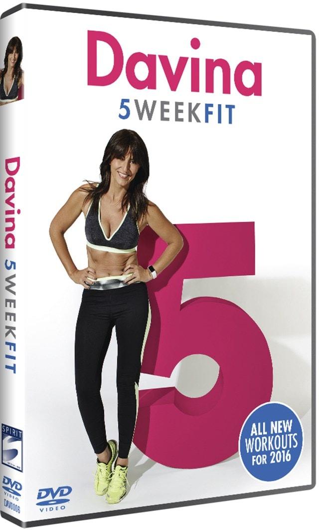 Davina: 5 Week Fit - 2
