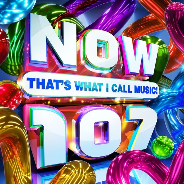 NOW That's What I Call Music! 107 - 1