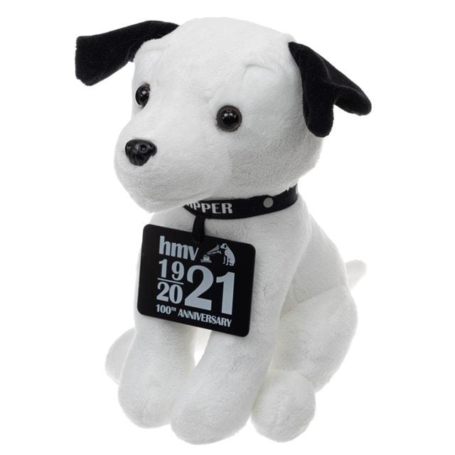 HMV 100th Anniversary Nipper Dog Soft Toy - 1