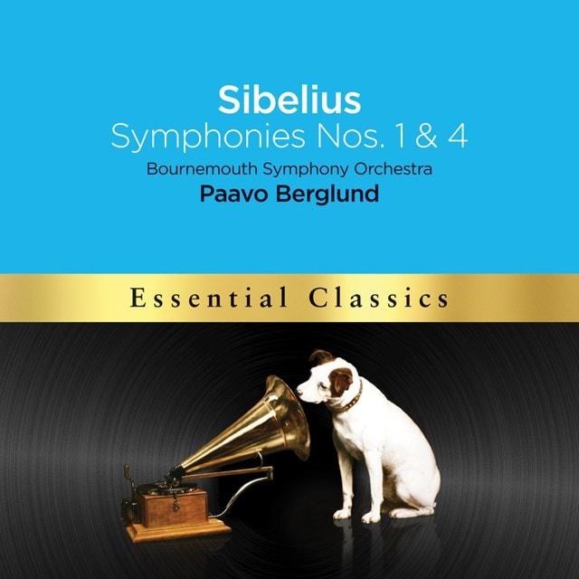 Sibelius: Symphonies Nos. 1 & 4 - 1