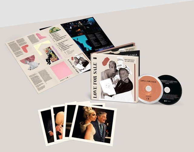 Love for Sale - Deluxe Edition 2CD - 1