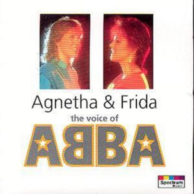 The Voice of ABBA - 1