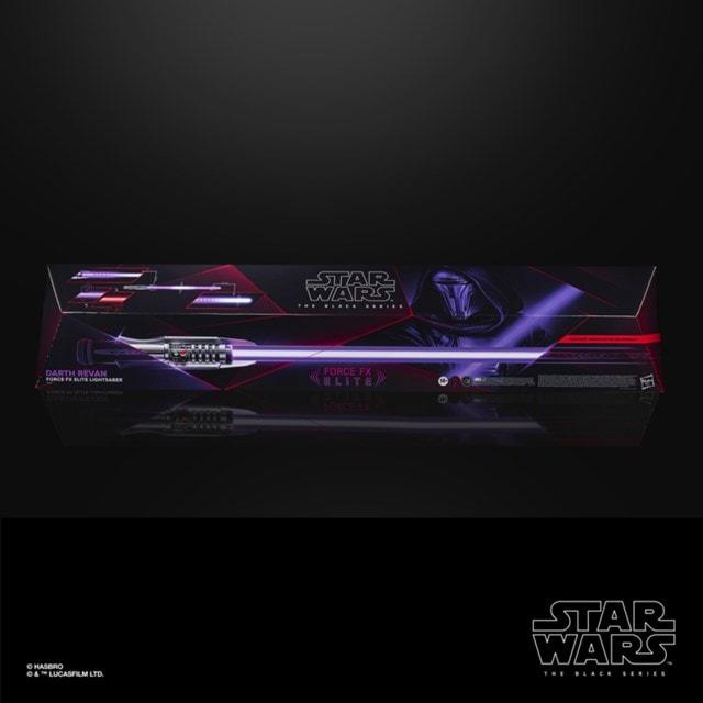 Star Wars The Black Series: Darth Revan Force FX Elite Lightsaber - 6