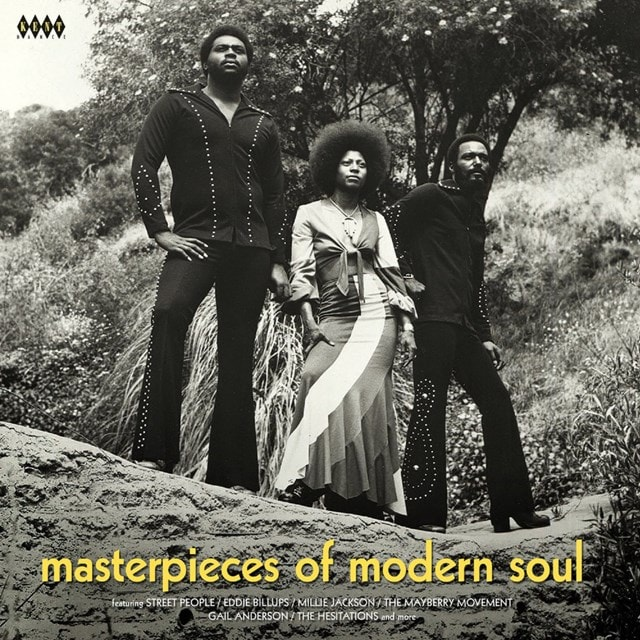 Masterpieces of Modern Soul - 1