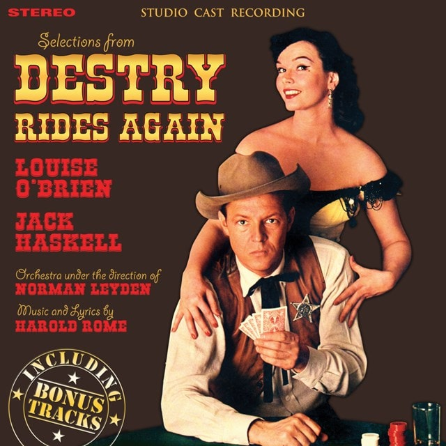 Selections from Destry Rides Again - 1